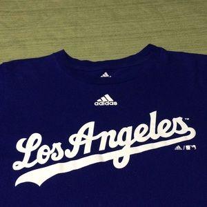 ADIDAS LOS ANGELES DODGERS BASEBALL TEAM EXCELLENT